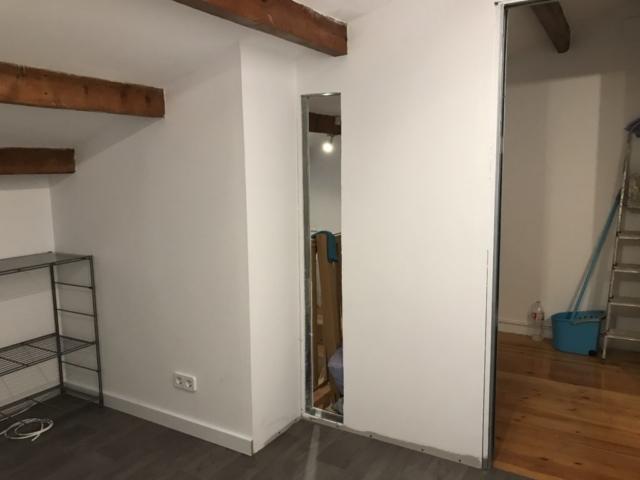 Reforma habitaciones el Prat